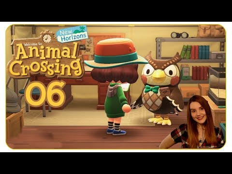 EUGEN Ist Daaaaa! 😍 #06 Animal Crossing: New Horizons [Tag 2] - Gameplay Let's Play Deutsch