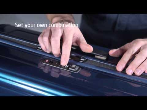 Samsonite Lock Instructions