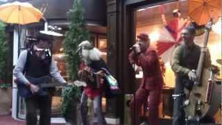 3 one man band-Bird man,magister ludi one man band,cigo man band+teatar skripzikl