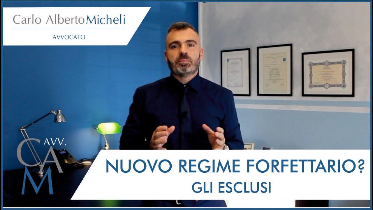 Nuovo Regime Forfettario 2019 – GLI ESCLUSI!! #Regime