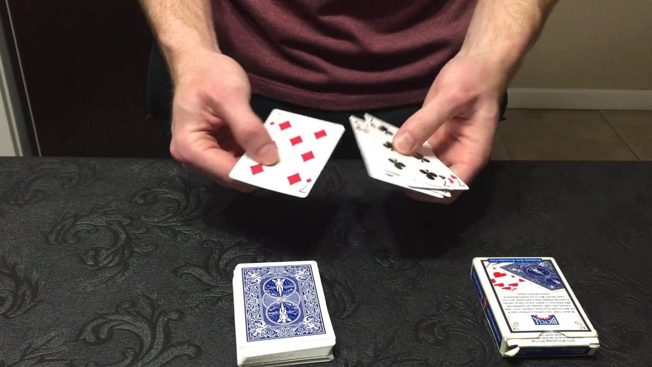 Magia Sin Filtro - Tutorial Elevador - Truco con cartas -Truco de magia REVELADO