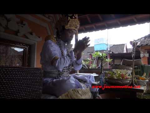 Balinese High Priest Rituals