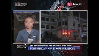 Download Video Bejat!! Tak Hanya Mencabuli, Pelaku Pedofilia Juga Lakukan Pemerasan - iNews Malam 20/03 MP3 3GP MP4