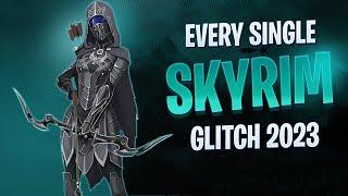Skyrim Glitches That Stİll Work In 2021   Gaming Exploits