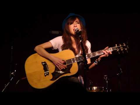 Kate Voegele - Sweet Silver Lining LIVE @ HOTEL CAFE