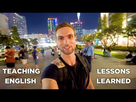 What I learned teaching English in Asia