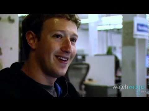 Facebook Founder Mark Zuckerberg Profile