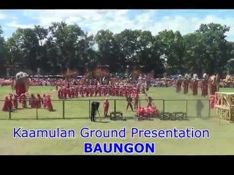KAAMULAN 2017 BAUNGON