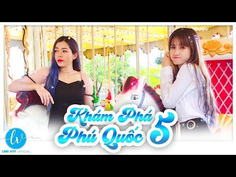 Hành Trình Khám Phá Phú Quốc 5 (Vinpearl Land) I Linh Vyy Official