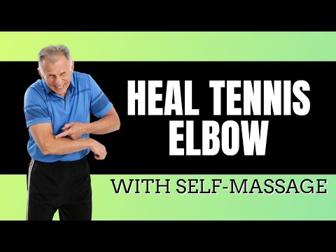 How to Heal Tennis Elbow With Self-Massage