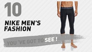 Nike 3/4 Compression Pants For Men // New And Popular 2017