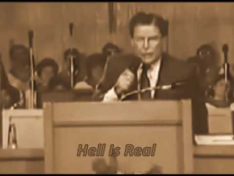 Sermon Clip Hell is Real Because God Said It  BH Clendennen