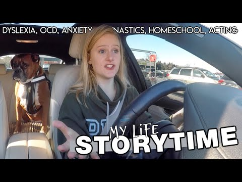 My Life Journey *STORYTIME* | Driving with Mia!