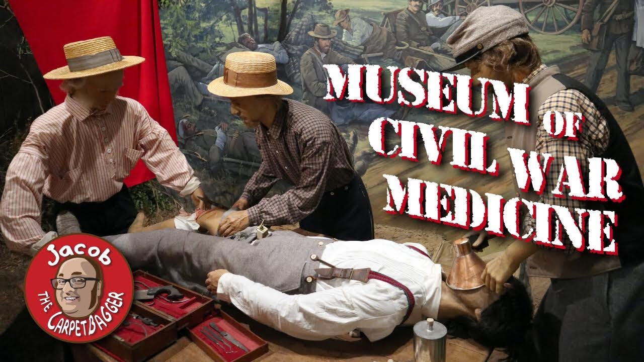 Old Timey Surgery at The Museum of Civil War Medicine