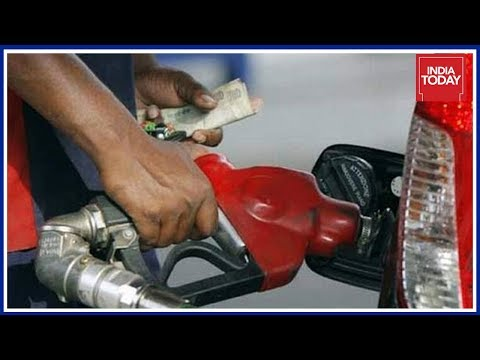 Another Hike In Petrol & Diesel Prices, Petrol Up By 0.5 Paise & Diesel Up By 0.3 Paise