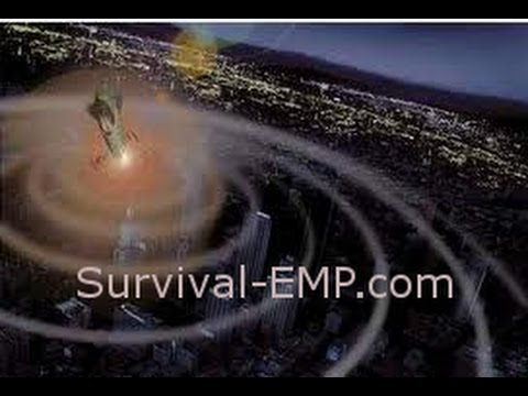 Learn How To Prepare For And Survive An EMP Attack.(Electromagnetic Pulse)