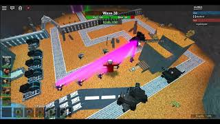 getting triumph with zed , phaser , railgun , commando (ROBLOX TOWER BATTLES)