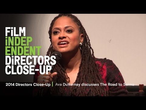 Ava DuVernay discusses The Road to Selma  Director's CloseUp 2015