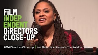 Ava DuVernay discusses The Road to Selma  Directors Close-Up 2015