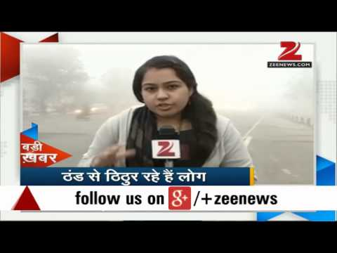 Dense fog hits Delhi, flights delayed