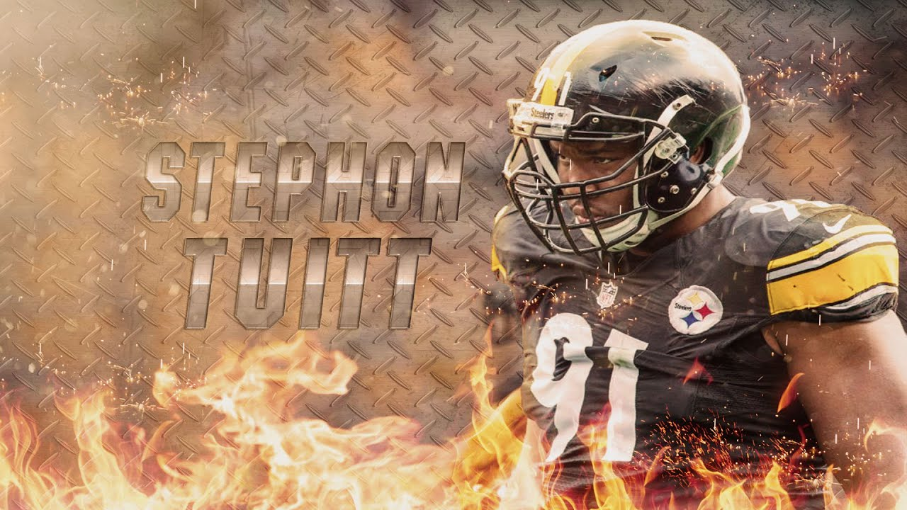 Stephon Tuitt ll Steelers Highlights ll