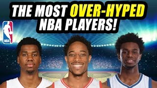 The Top Most Overhyped NBA Players at the End of 2016-17 Season