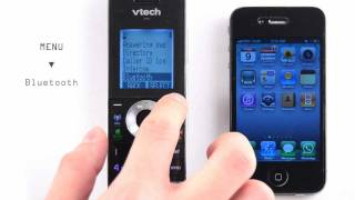VTech® How To: Download phone book directories from cell phone to Connect to Cell™ Cordless Phone