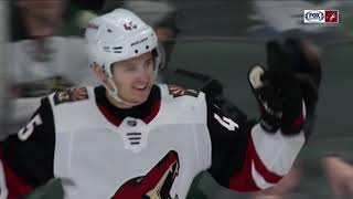 HIGHLIGHTS: Coyotes 4, Wild 3