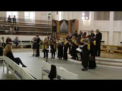 Jerusalem Oratorio Chamber Choir (Israel)