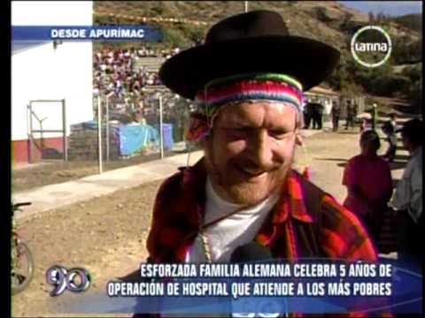 Diospi suyana reportaje frecuencia latina Peru
