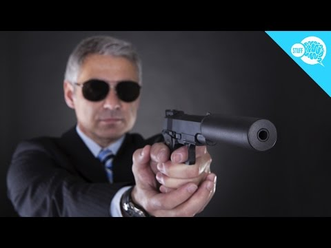 How Do Gun Silencers Work?