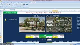REI Autocomp Version 12 - #1 Real Estate Investor Software