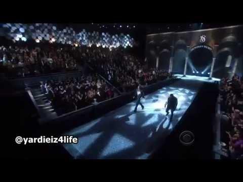 Jay-Z & Kayne West Perform at Victoria's Secret Fashion Show 2011