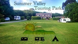 Summer Valley Touring Park, Truro