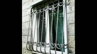Изготовление СВАРНЫХ и КОВАННЫХ РЕШЕТОК на окна.(ХЕРСОН)