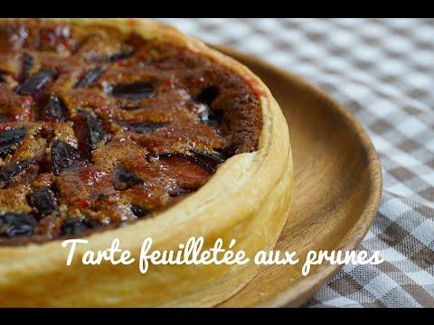 tarte-aux-prunes-feuilletée-express-(plum-tart-subtitled)
