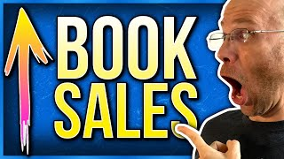 How to Increase Book Sales on Amazon