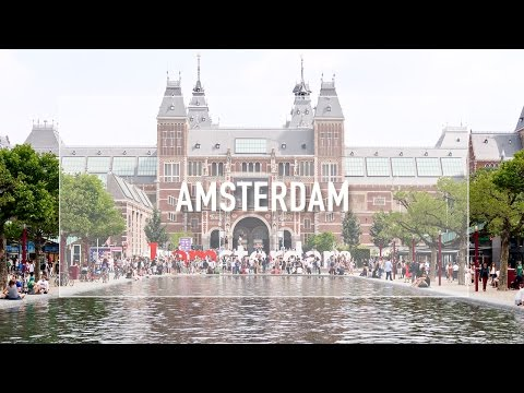 Things to Do in Amsterdam | Travel Vlog