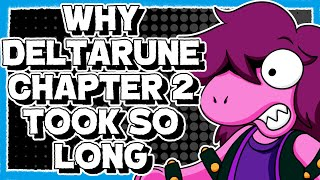 Why DELTARUNE Chapter 2 Took So Long to Make