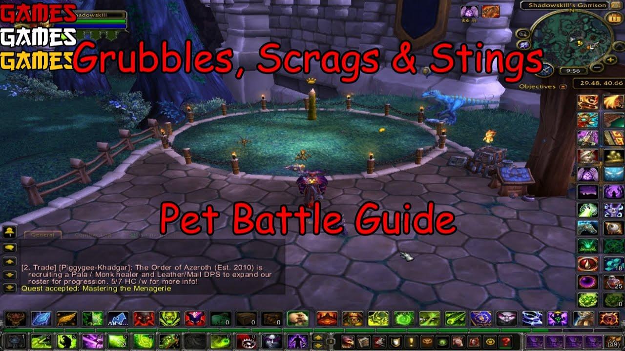 Pet Battles achievements/Collect - Wowpedia - Your wiki ...