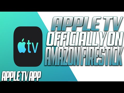 How to get Apple TV App on Amazon Firestick | Apple TV Officially on Firestick
