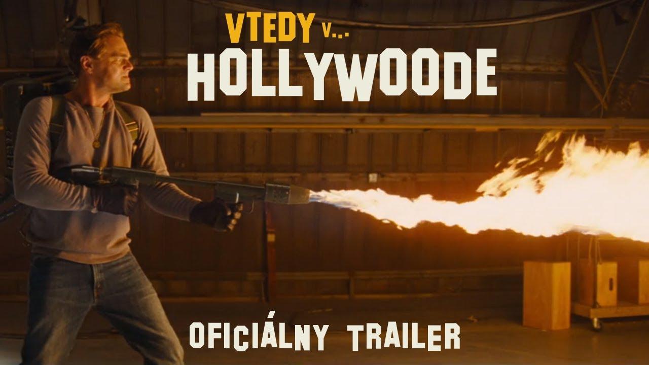 VTEDY V HOLLYWOODE (trailer) - od 15. augusta iba v kinách