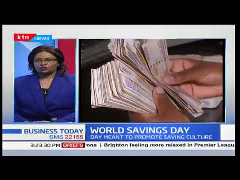 World Savings Day: Day meant to promote saving culture