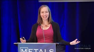 Metals Investor Forum September 2018 - Gwen Preston, Resource Maven