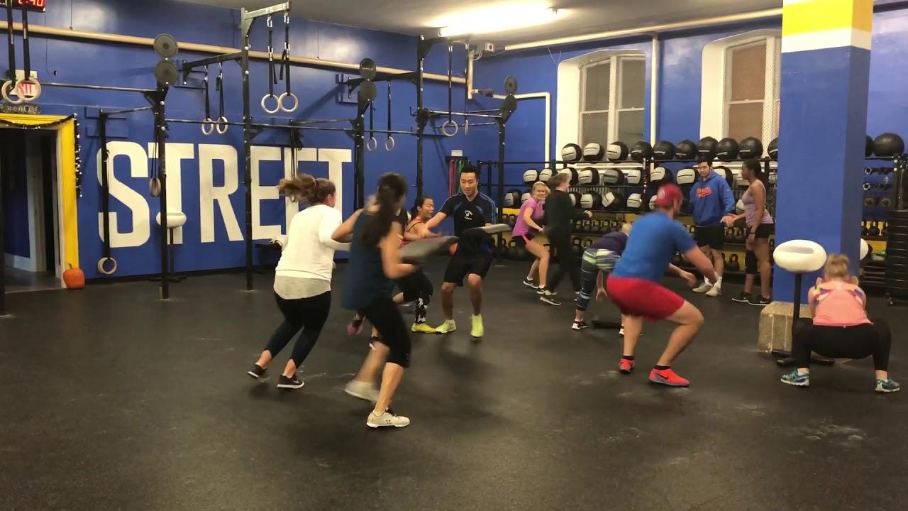 Warm-up Games — CrossFit Queen Street
