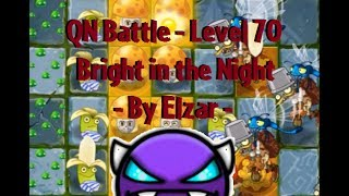 Plants vs. Zombies 2: It's About Time: QN Battle - Level 70: Bright in the Night by Elzar