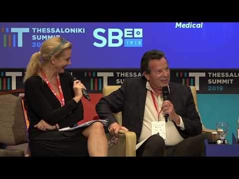 Thessaloniki Summit 2019 - Greek Banking Sector and the future of Financial Stability