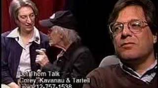 Professor Irwin Corey Debates Conservatives on Let Them Talk