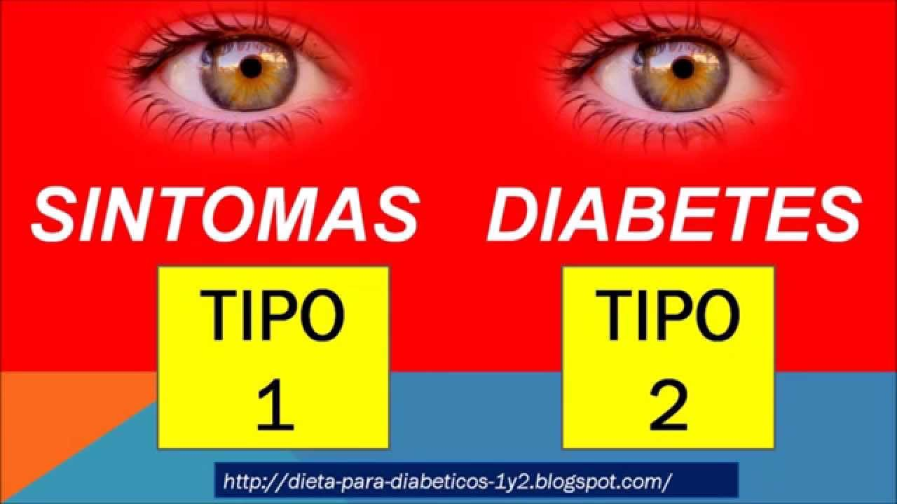 Diabetes Síntomas en Adultos... - YouTube