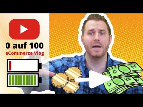 tricoma Vlog 0-100 #13: Marketing- und Werbebudgetplanung für den Onlineshop (Grobkonzept)